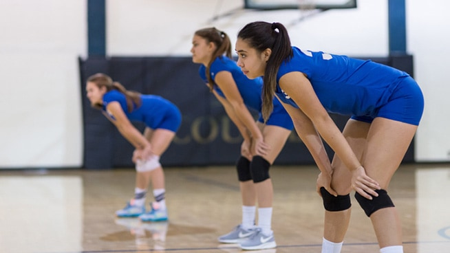 Essential Volleyball Drills for High School
