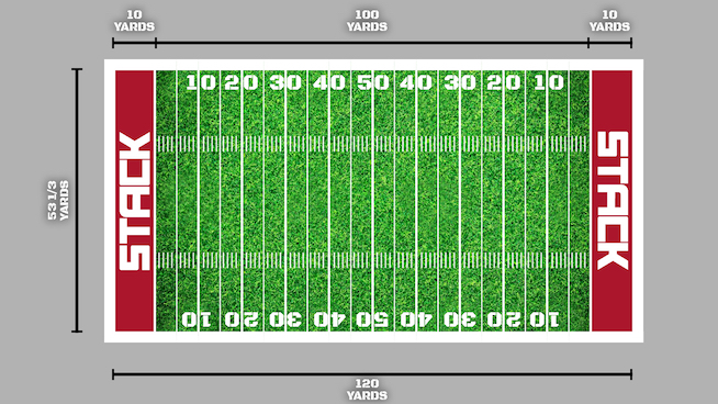 How Many Acres is a Football Field?