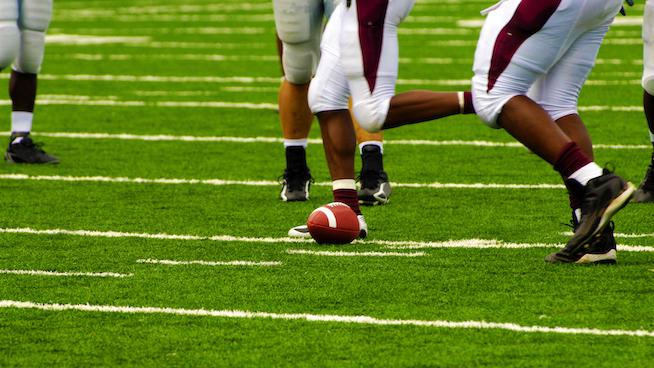 Football Yard Line Markers