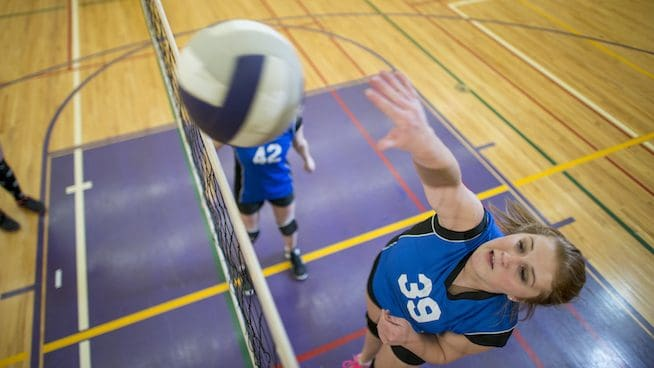 How Volleyball Teams Can Dominate With the 8-Point Offense