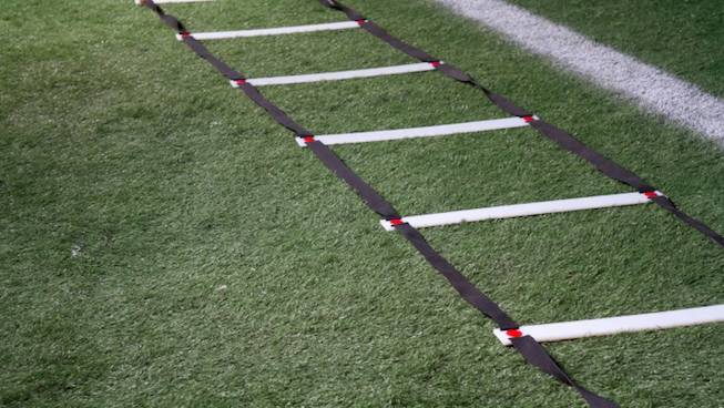 5 Ways to Spice Up Your Ladder Drills