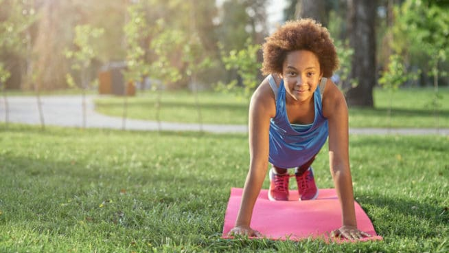 7 Safe and Effective Bodyweight Exercises for Pre-Teen Athletes