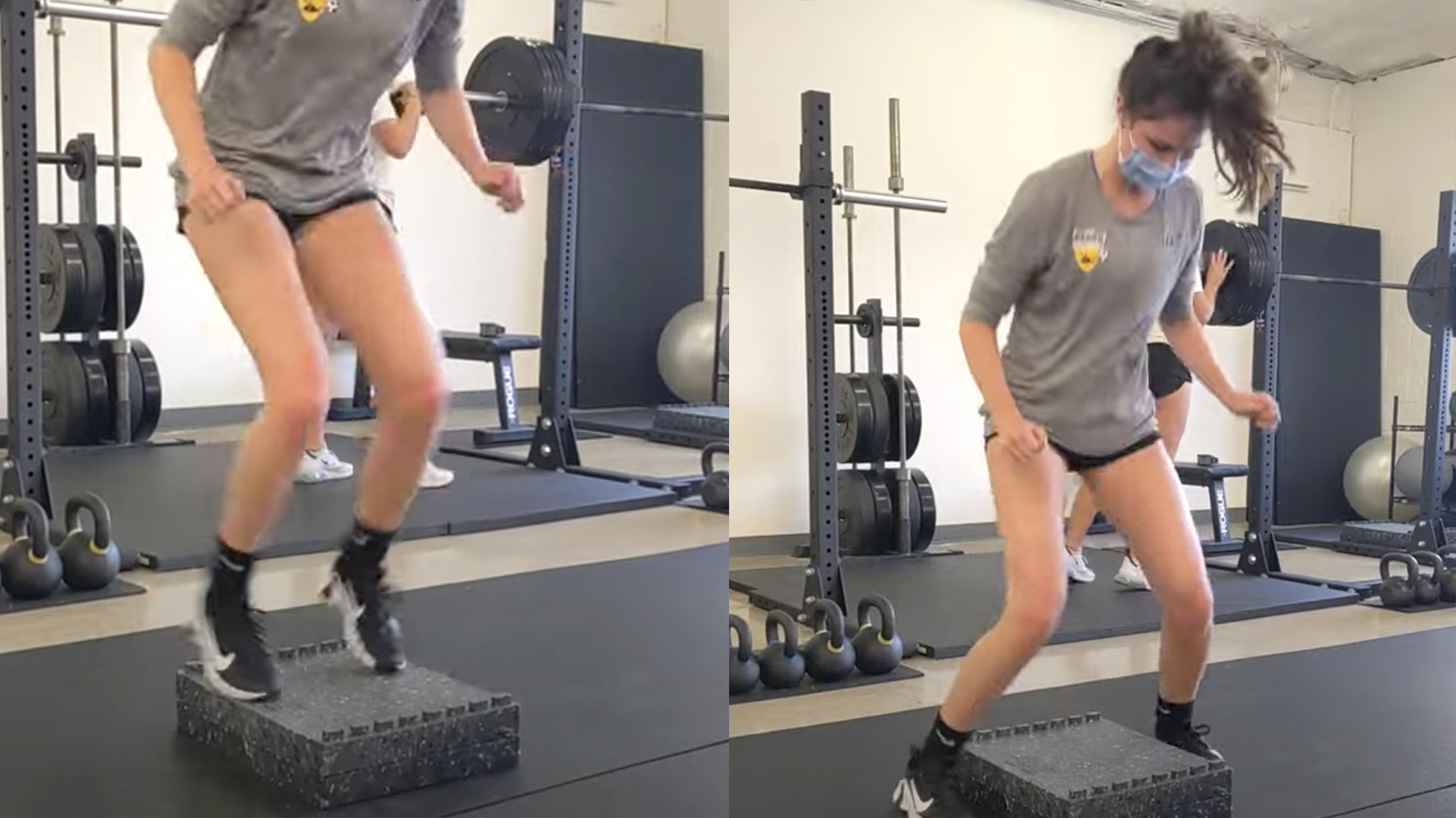 5 At-Home Jumping & Landing Drills for Volleyball Players
