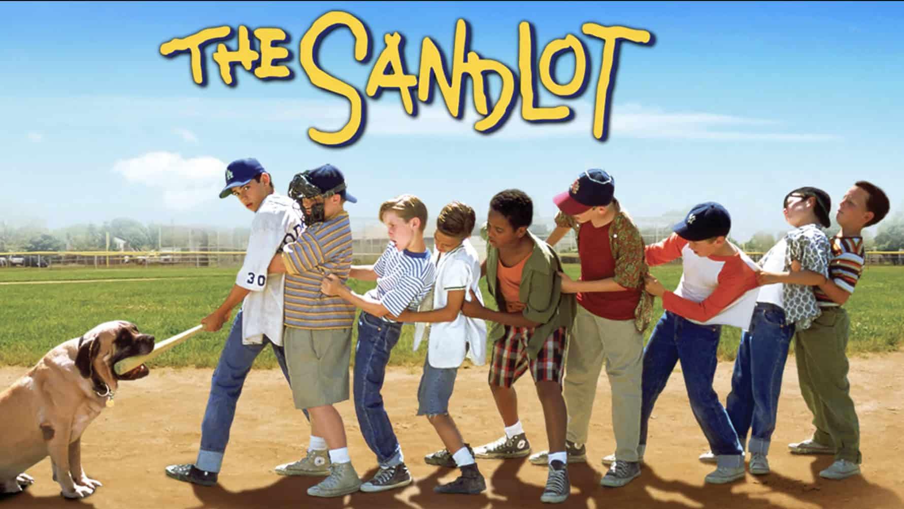 The Sandlot's 28 Year Release Date Anniversary