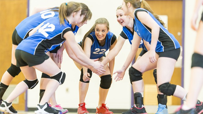 6 Basic Youth Volleyball Drills